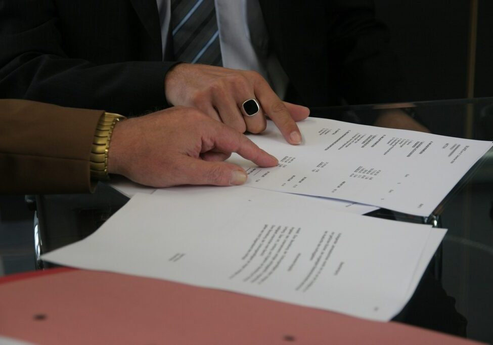 contract, consultation, office